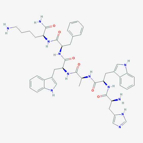 GHRP 6 Structure