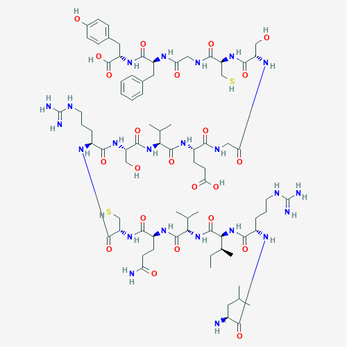 HGH Fragement 176 191 Structure