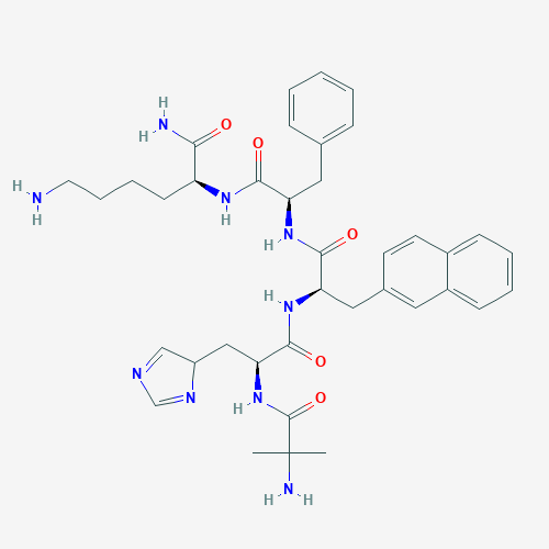 Ipamorelin Structure