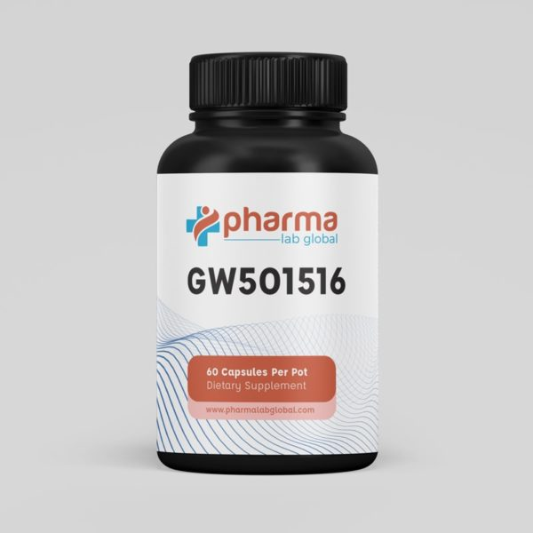 GW501516 Pharma Lab Global Capsules Front