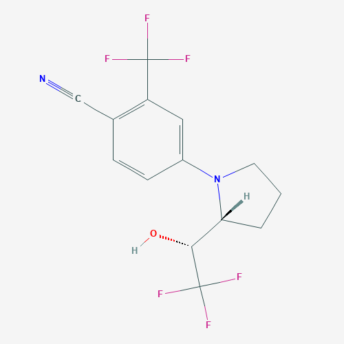 LGD 4033 Structure