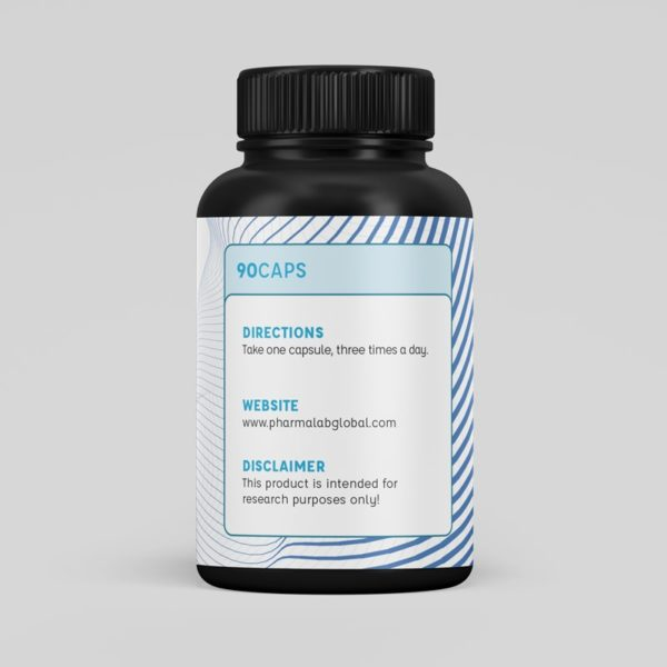 Cycle Support Pharma Lab Global Capsules Back