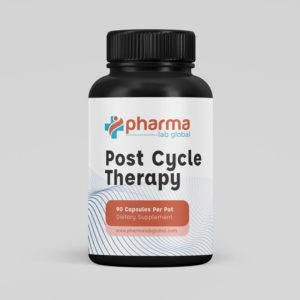 Post Cycle Therapy Pharma Lab Global Capsules Front