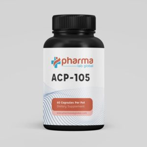 ACP 105 Pharma Lab Global Capsules Front